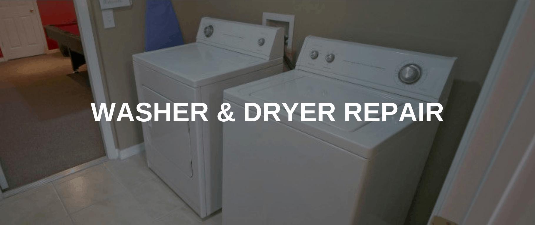 washing machine repair orlando