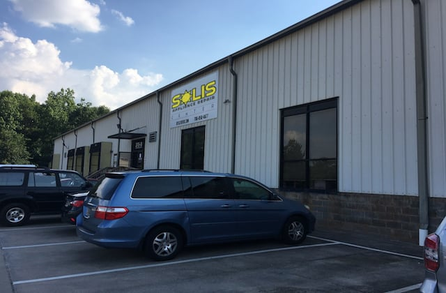 solis orlando location